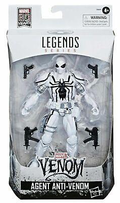 "Hasbro Marvel Legends Agent Anti-Venom 6"" inch Action Figure Exclusive"