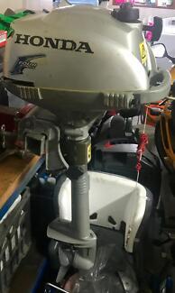 2006 Honda BF2D 4-stroke Outboard