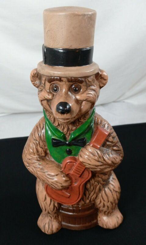 RARE Big Al Country Bear Jamboree Walt Disney Productions Ceramic Figurine Henry