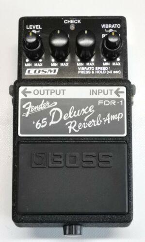 BOSS FDR-1 Fender