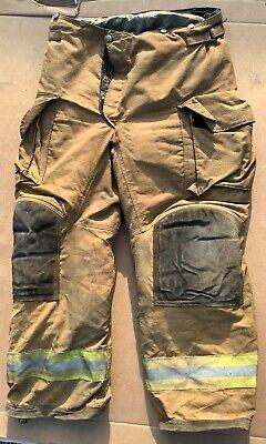 Lion Turnout Bunker Pants Fire Fighting Firefighter Gear 38r
