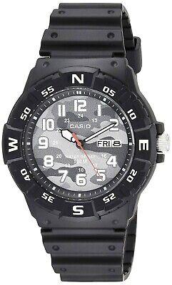 Casio Men's Dive-Style Watch MRW220HCM-1BV