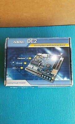 Altera De2 Fpga Board Development And Education Board Cyclone Ii