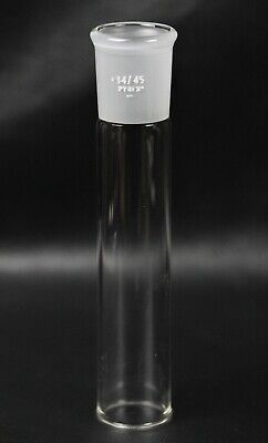 Pyrex Glass 3445 Outer Ground Joint Standard Taper No. 6580 8 Overall