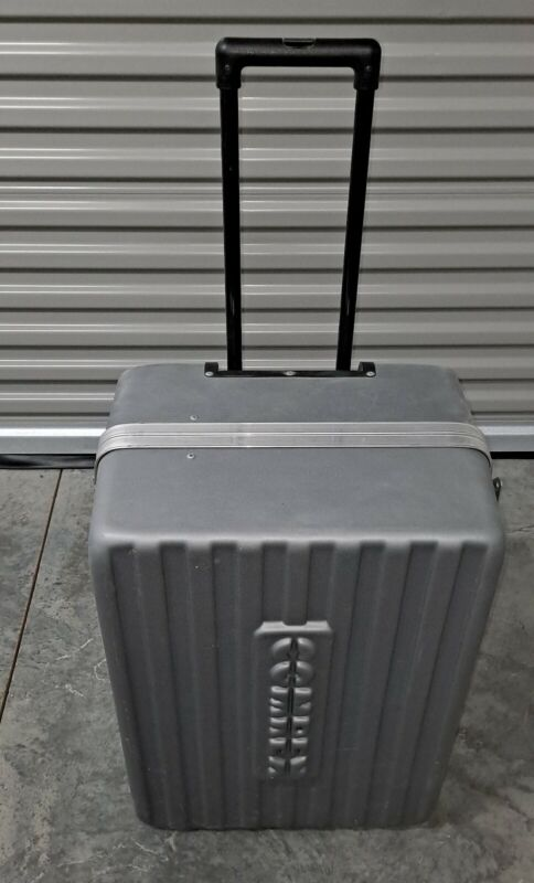 Comrex hard travel case suitcase road case luggage CASE ONLY