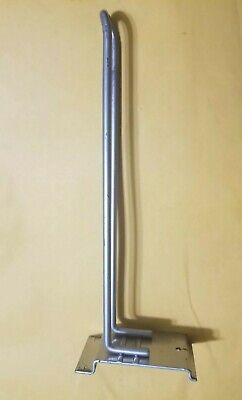 Used Slatwall 8 U Double Hooks For Slat Panels 10 Or More At 0.75
