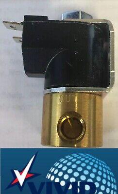 New Midmark M9 M11 Autoclave Solenoid Air Valve 014-0419-00 Miv118 Warranty 1 Yr