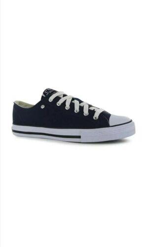 Dunlop Herren Canvas Sneaker Schuhe Turnschuhe NEU! Schuhgröße EU 50.  UK 15