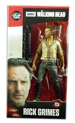 "McFarlane toys The Walking Dead TV 7"" Color Tops Figure #1, Rick Grimes for sale  Bois-des-Filion"