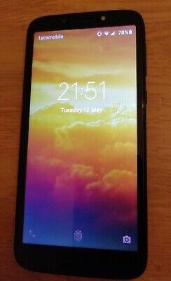 "Motorola Moto E5 Play 16GB (4G) 5.3"" - Black  - Unlocked with BOX."
