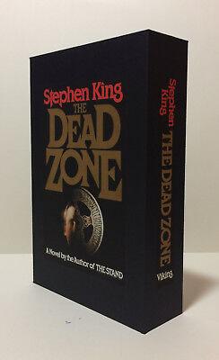 CUSTOM SLIPCASE Stephen King THE DEAD ZONE 1st Edition / 1st Printing