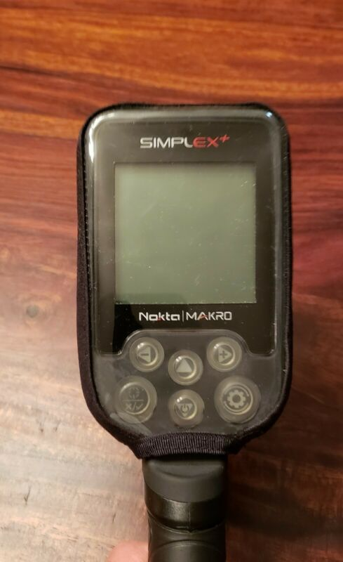 Nokta Makro Simplex Screen And Touchpad Protector/Cover USA Made