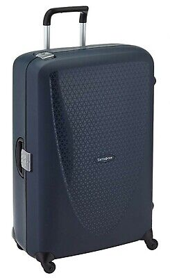 Samsonite Termo Young - Spinner 85-5,70 Kg Suitcase, 85 cm, 120 L, Dark Blue