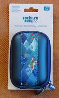 La Funda De La Cámara Azul Sochi 2014. Camera Case Sochi 2014 Olympic Games -  - ebay.es