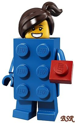 LEGO® 71021 Minifiguren Serie 18 Nr.3 Mädchen im Kostüm aus Steinen ! NEU !