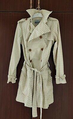 Vivienne Westwood man Tench Coat mac beige