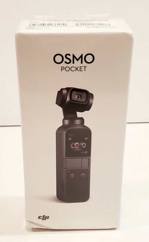 New DJI Osmo Pocket 4K Handheld Camera 3-Axis Stabilizer