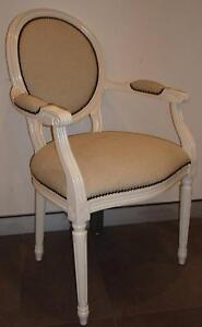 Louis round back Carver chair Milperra Bankstown Area Preview