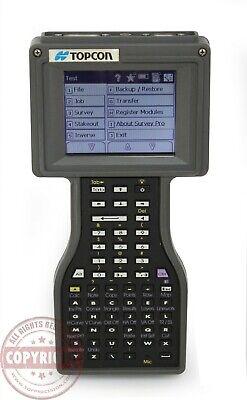 Topcon Tds Ranger Data Collectorsurvey Prortk Gpsrobotictrimbletsce