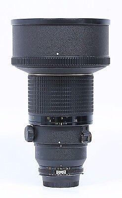 Nikon Ai 200Mm F 2 Ed If Lens Excellent