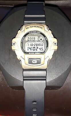 vintage 90s Casio G Shock G-2200 with box