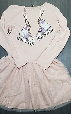 Stella McCartney Ice Skating Girls Dress tutu skirt 14y - Tutu Dress Designs