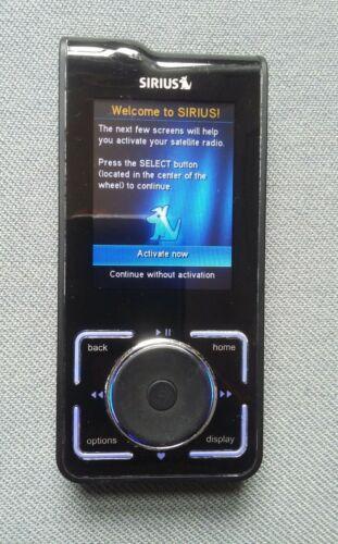 SIRIUS XM STILETTO SLV2 CAR SATELLITE RADIO RECEIVER & VEHICLE KIT WITH EXTRAS !