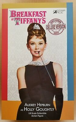 BREAKFAST AT TIFFANYS HOLLY GOLIGHTLY 1:6 SCALE STAR ACE DELUXE AF AUDREY - Breakfast At Tiffanys Star