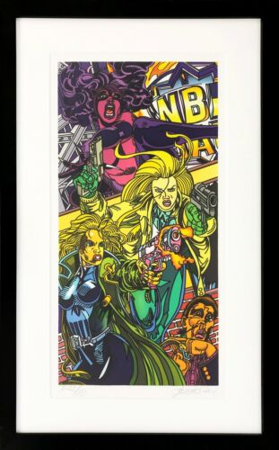 "Gudmundur Erro ""catwoman"" 2001 
