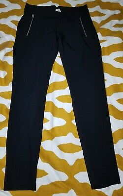Lululemon Better Together Skinny Trouser Pants Commuter Black Size 8