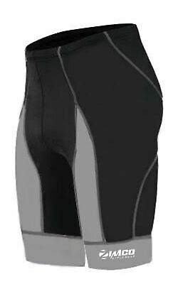 Zimco Men Pro Cycling Shorts Bike Knicks Bicycle Short Padded 143