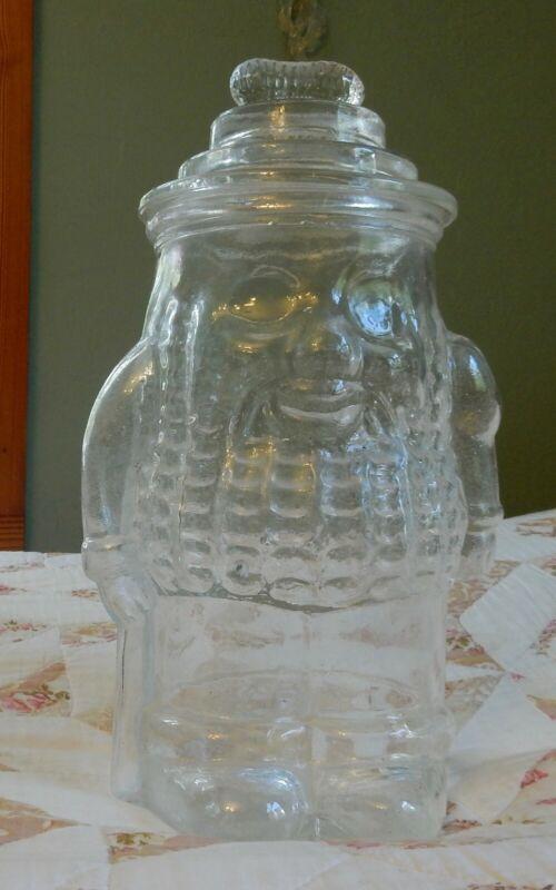 Vintage X-Large Mr Peanut Figural Bottle