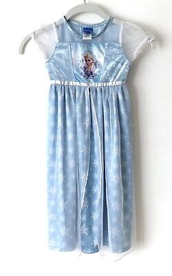 Disney Frozen Elsa Dress Halloween Costume Dress Up Size XS](Disney Frozen Halloween Costumes)