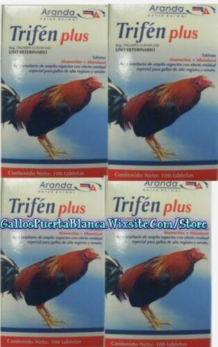 TRIFEN PLUS 100TAB GALLOS x 4