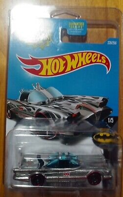 HOT WHEELS ZAMAC BATMAN CLASSIC TV SERIES BATMOBILE