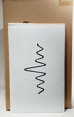 Box Of 100 Small Poly Bubble Mailers Envelopes Self Seal Sz 10x16.