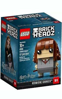 Lego 41616 Brickheadz Harry Potter - Hermione Granger Set
