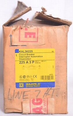 Square D Kal36225 Circuit Breaker