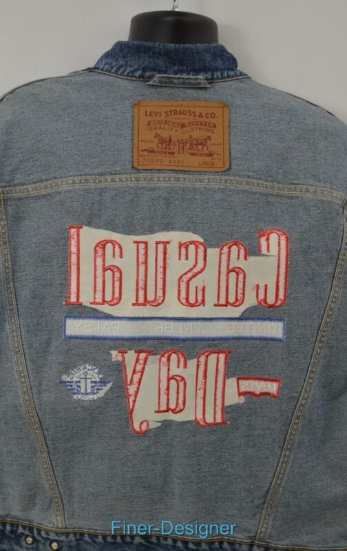 levi strauss at home and abroad