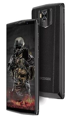 "*UK* DOOGEE N100 4/64GB 10000mAh Cell 21MP Wireless Charge 5.99"" Android 4G"