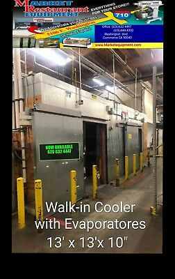 Commercial Walk-in. Cooler