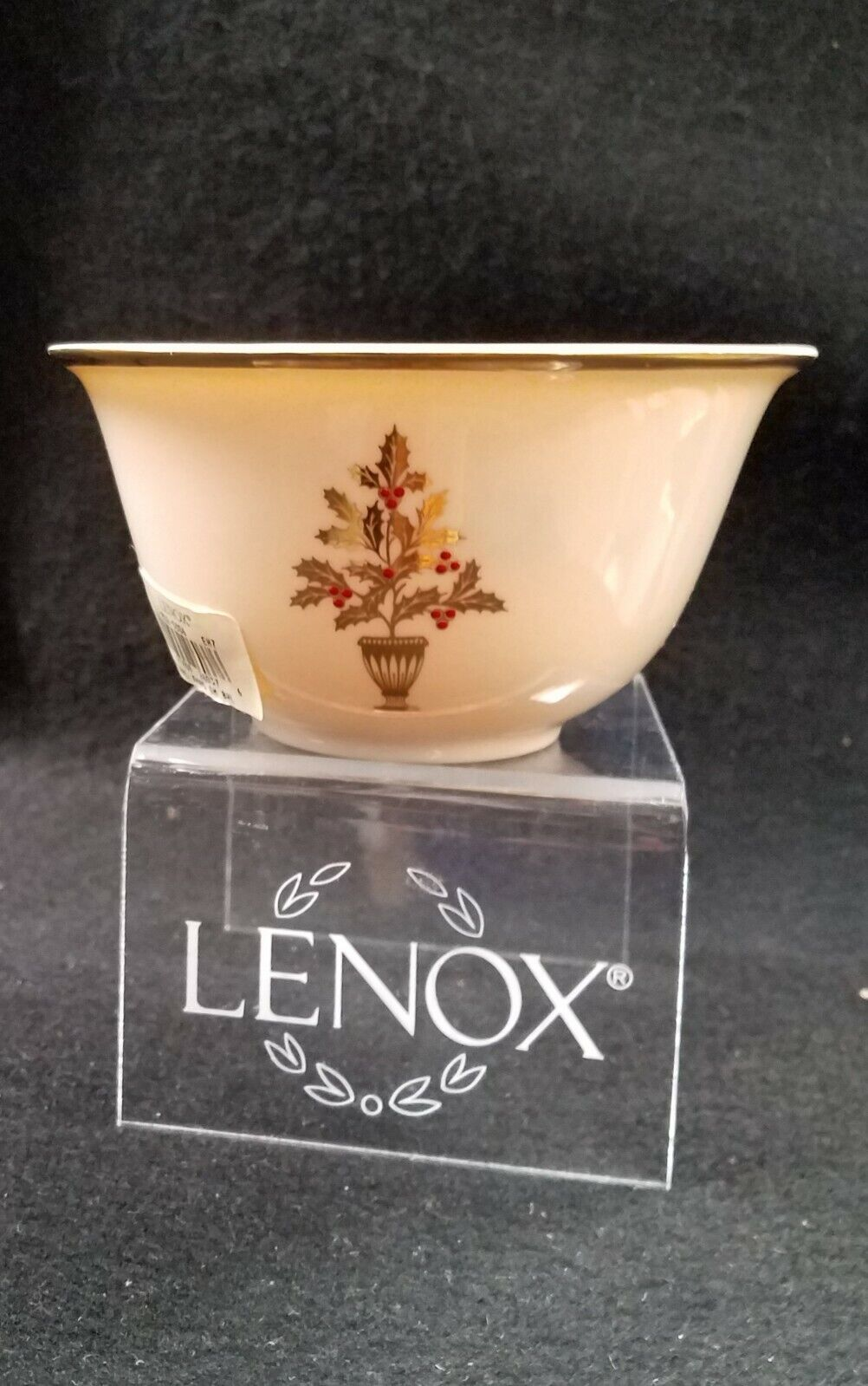 LENOX Eternal Christmas Bowl - $59.95