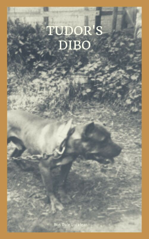 Tudor's Dibo Pit Bull Book