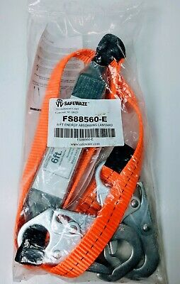 Fall Protection Safety Construction Lanyard