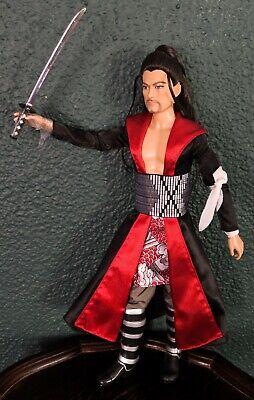 Barbie Collector Dolls of the World Japan Ken Samurai - Mattel