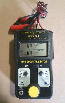 Altek 934 - Mav Loop Calibrator
