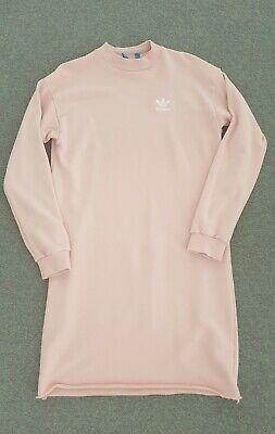 Womens Pink Adidas Dress Size 12 VGC