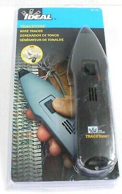 Ideal 62-140 Tracetone Tone Generator Probe Unit Wire Tracer