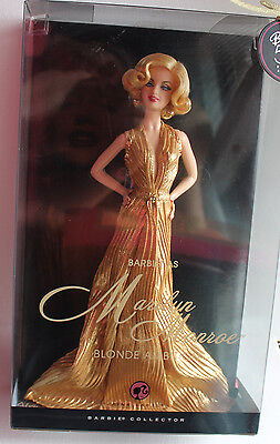 Barbie as Marilyn Monroe Blonde Ambition 50th Anniversary 2008 - Last one Left!