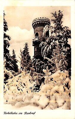 Kickelhahn im Rauhreif , Ansichtskarte,1953 gelaufen online kaufen